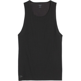 Icebreaker M's Anatomica Tank Black/Monsoon